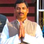 narayan bhatt at narayan yoga school rishikesh india