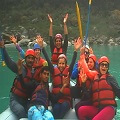 river rafting at rishikesh India
